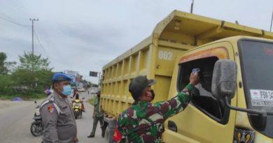Polsek Muara Badak Giat Laksanakan Operasi Yustisi