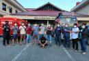 Mantap. Team Rajawali Polres Bontang Bekuk Buronan Kasus Penggelapan Mobil
