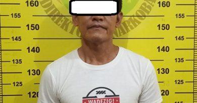 Di Bontang, Polisi Ringkus Pemilik 9 Bungkus Sabu