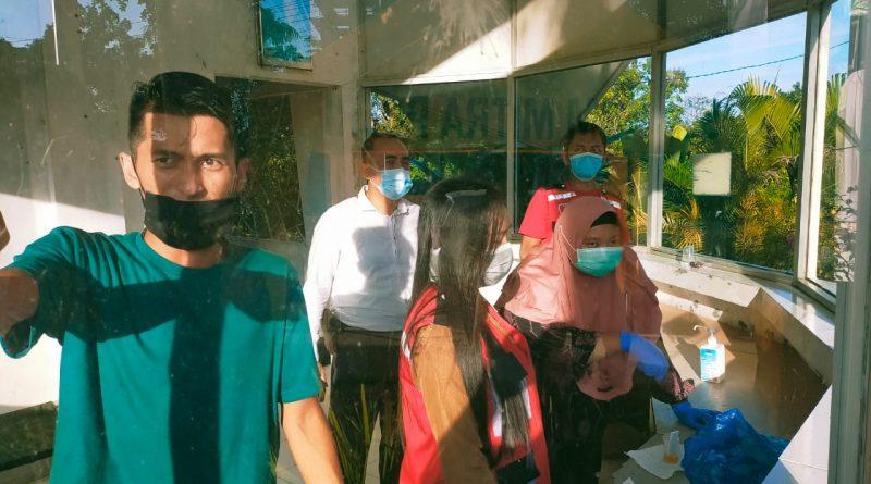 Operasi Ketupat Mahakam 2021, Polisi Gelar Tes Urin Pengendara