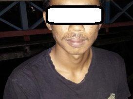 Polsek Bontang Utara Ringkus Pelaku Pencurian Kurang Dari 4 Jam