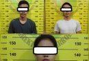 Berantas Narkoba, Polres Bontang Tangkap 3 Orang Warga Bontang