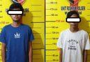Polsek Muara Badak Tangkap DPO Kasus Pencurian Kabel