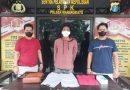 Polsek Marangkayu Ringkus Pelaku Pencurian di Palaran