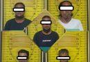 Gerebek Perjudian, Polisi Amankan Lima Orang Pelaku